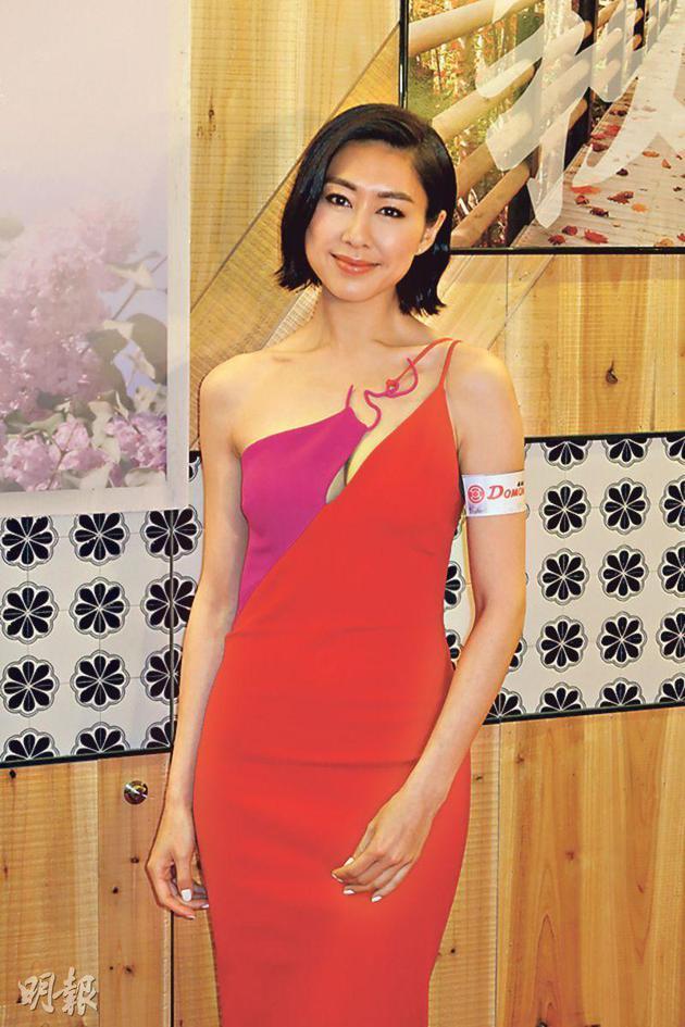 胡定欣表示《深宫计》令她人气急升,最近多了不少赚外快的机会。
