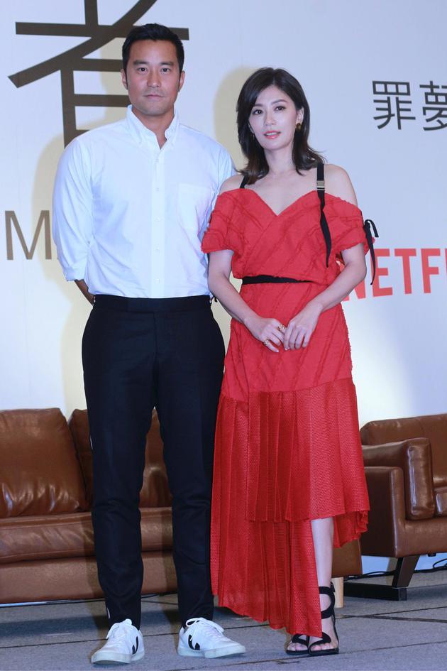张孝全与贾静雯演夫妻