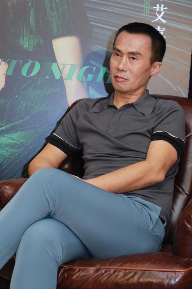 演員陳永忠