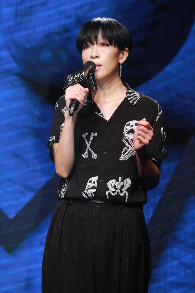 蔡健雅因被指抄袭受影响? 无缘金曲奖歌后争夺