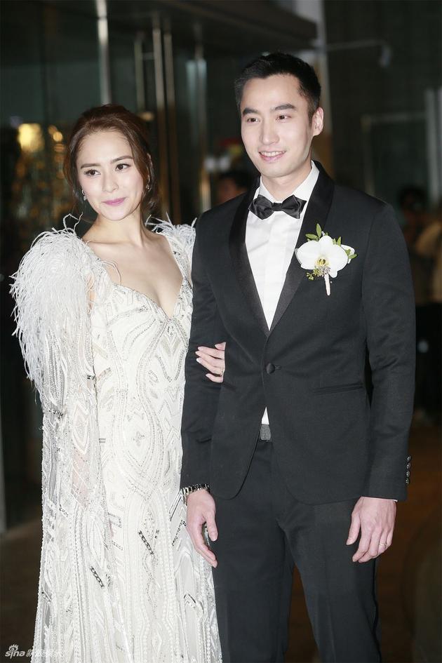 阿娇与赖弘国于2018年12月结婚