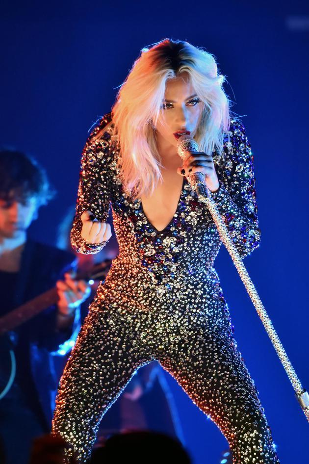 Lady Gaga表演