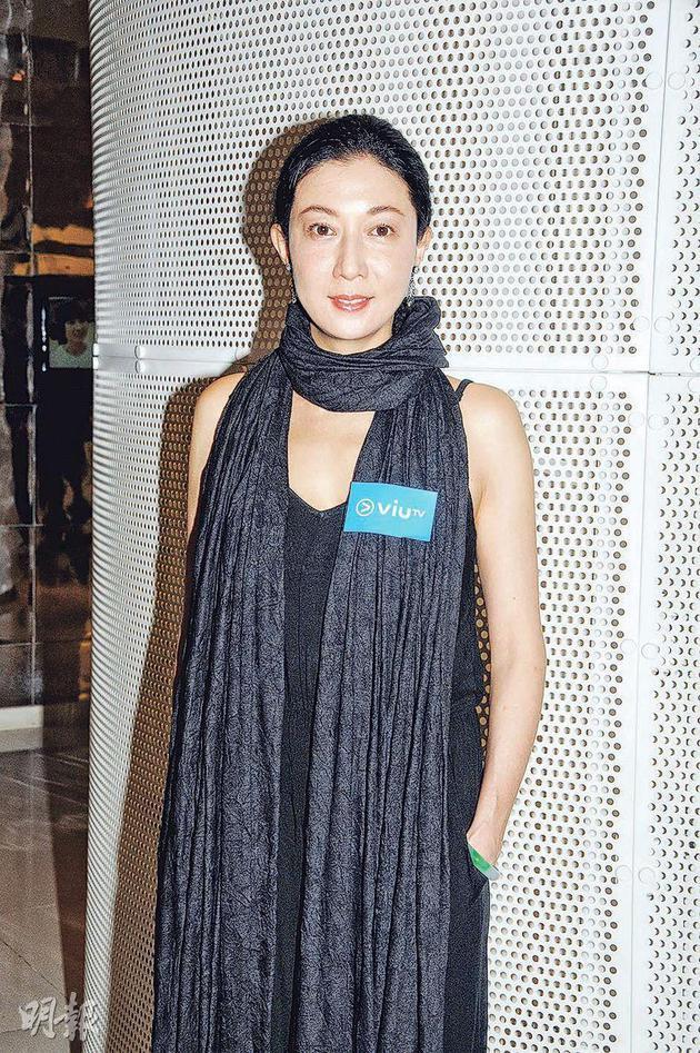 吴绮莉认为女儿吴卓林差不多20岁了,应要互相尊重以礼相待。