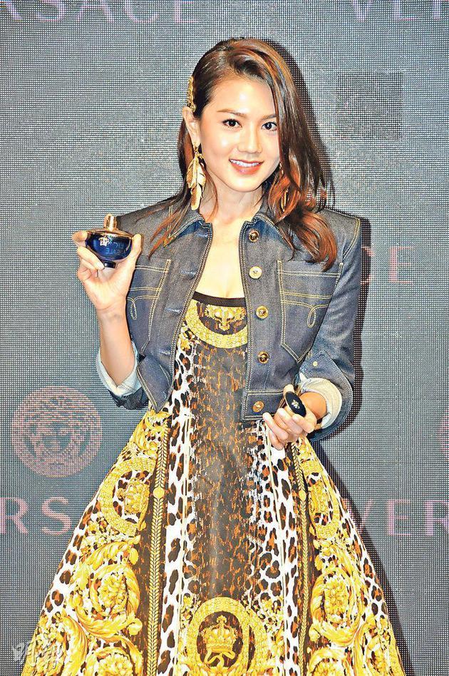 周秀娜表示接戲只考慮劇本,不會規限自己謝絕性感演出。