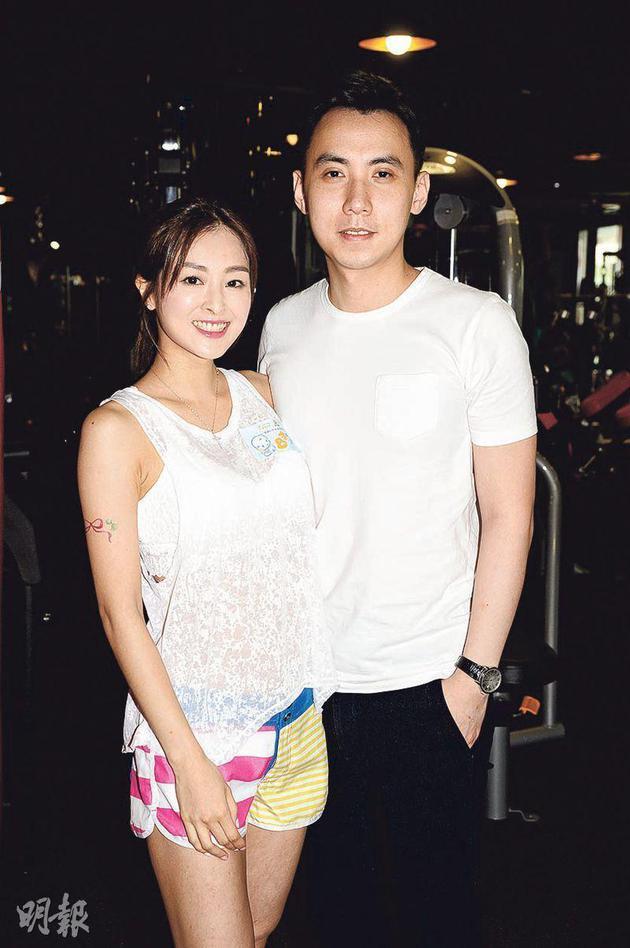 """港女星张名雅宣布怀孕4个月 第二胎是""""意外"""""""