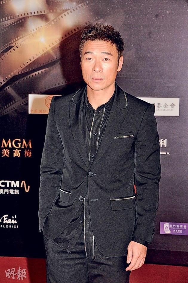许志安外示益友人张卫健不息是他心中的视帝,演技千真万确,不必跟新一代演员争奖