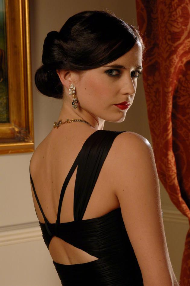 """""""邦女郎""""伊娃·格林认为007就应该是男性。"""