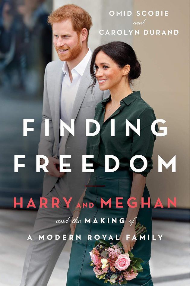 关于哈利与梅根的新书将上市