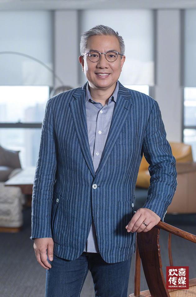 欢喜传媒CEO项绍琨