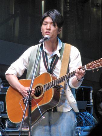 森山直太郎