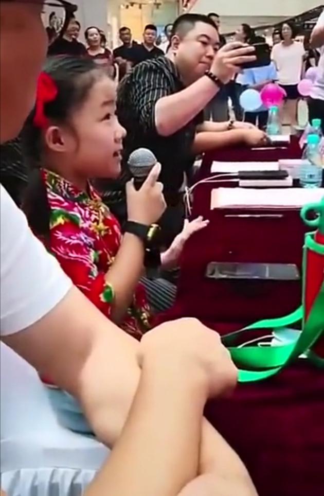 主办方回应8岁童星当评委:非正式评委无决定权