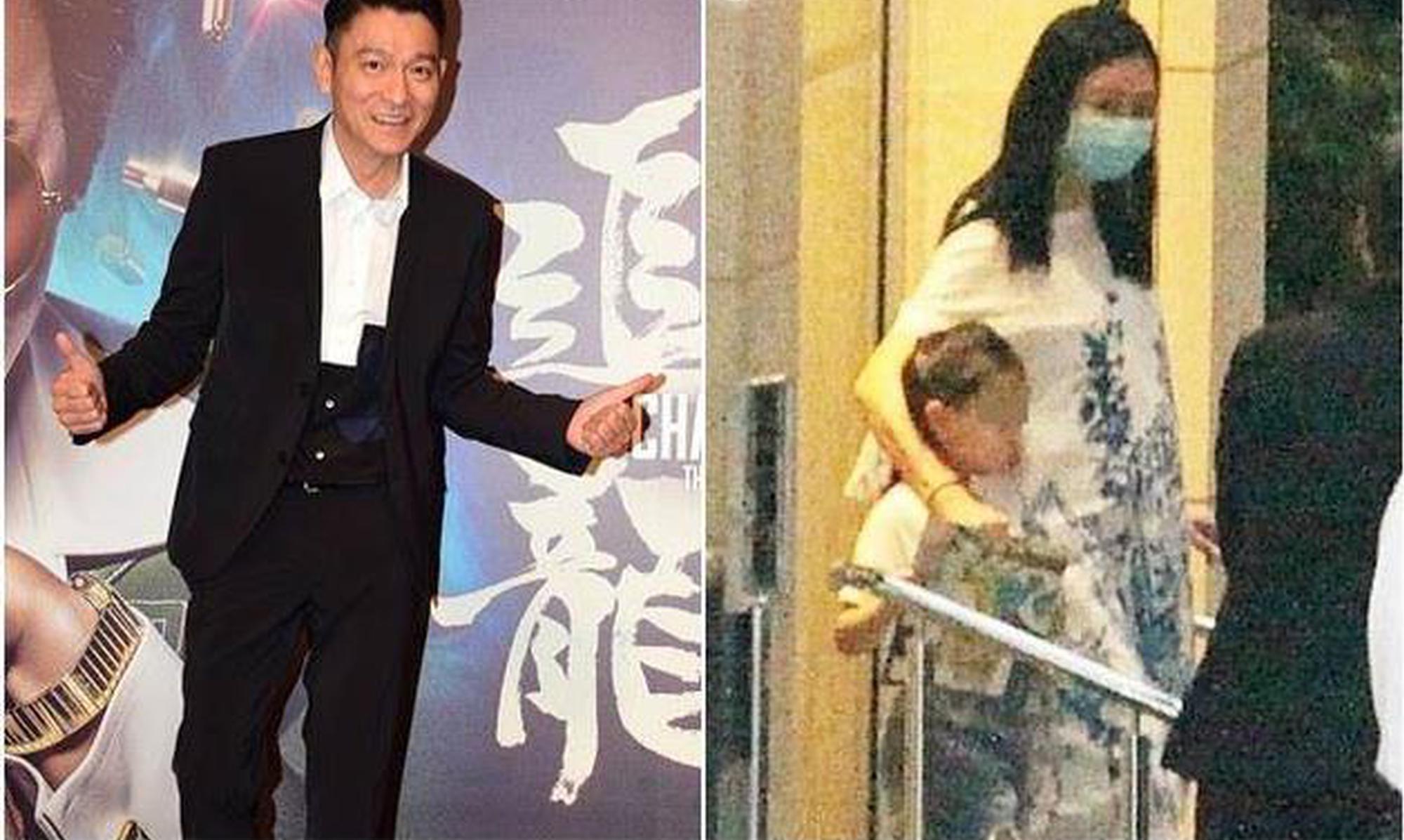 """刘德华传出再度""""造人""""成功"""