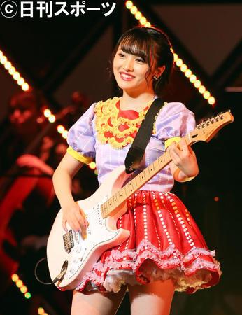 AKB48向井地美音参添AKB48红白歌会