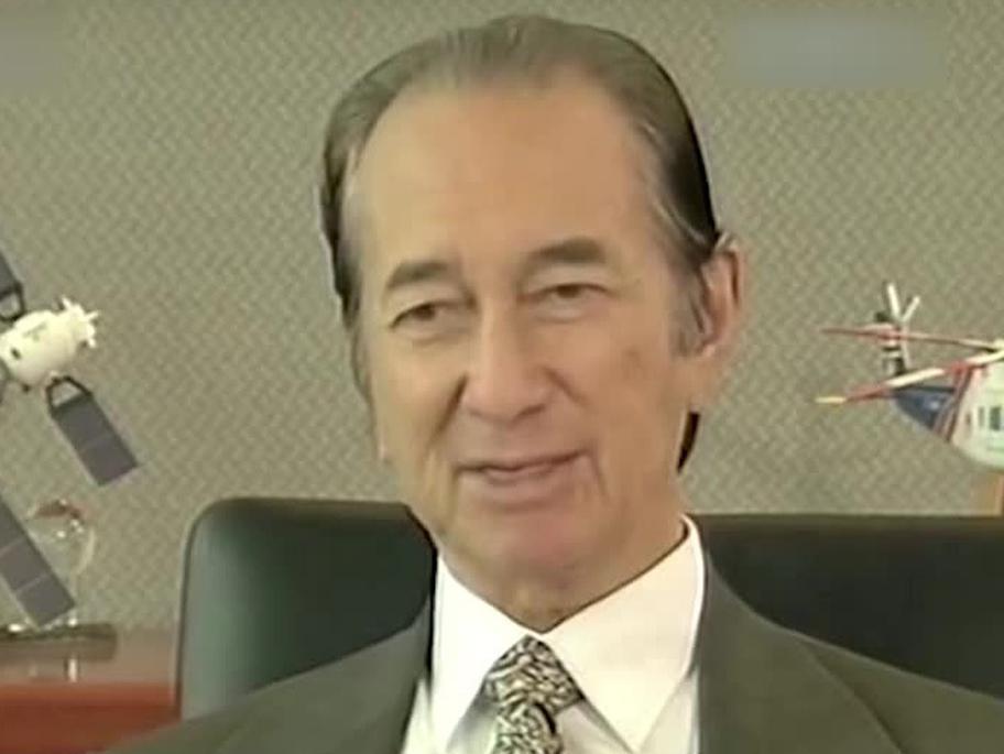 視頻:賭王何鴻燊金句語錄