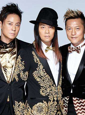 草蜢地球巡迴演唱會-廣州站