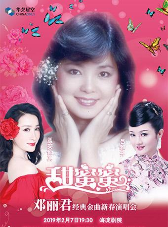 邓丽君金曲新春演唱会《甜蜜蜜》