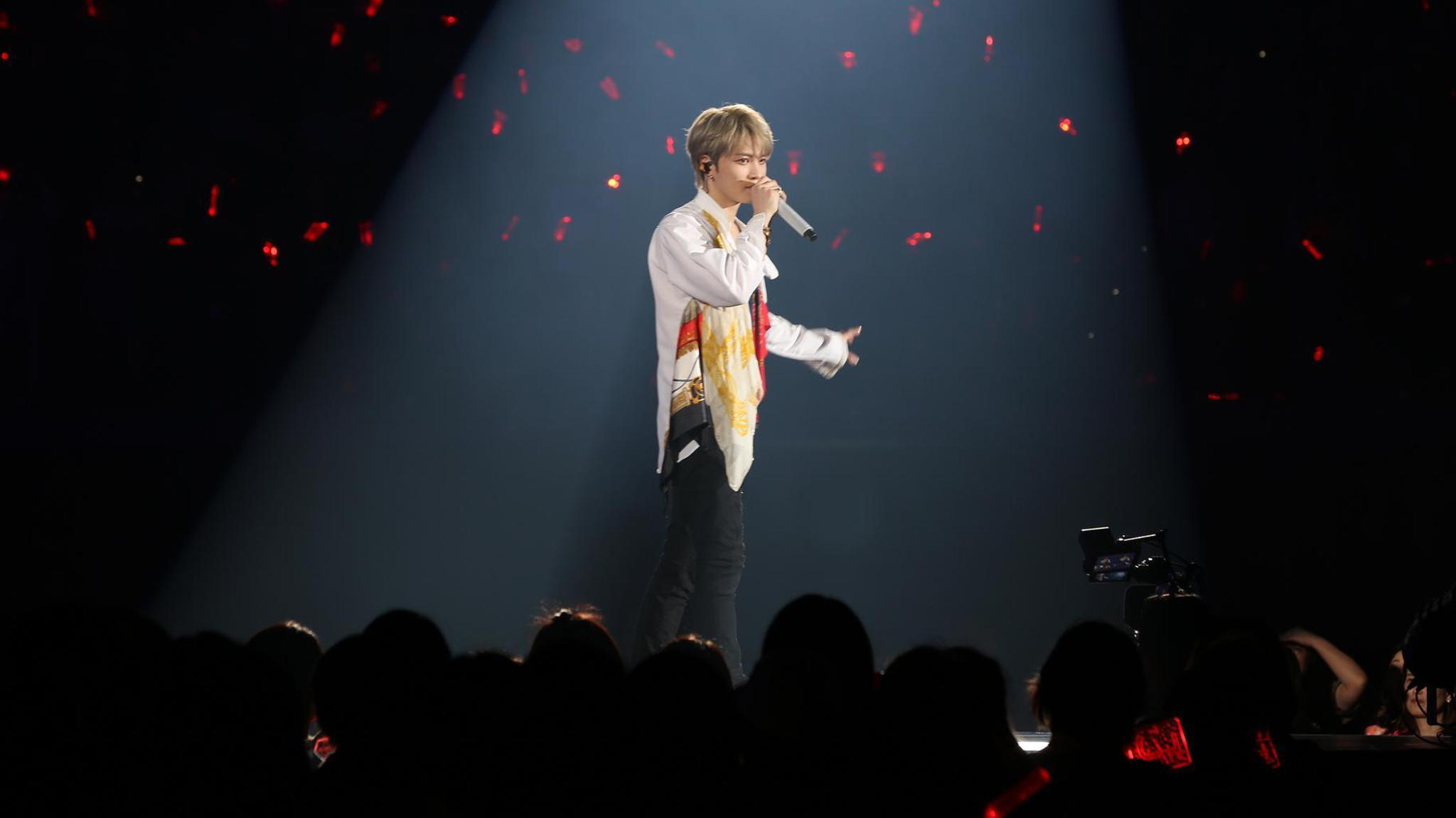 [一探究竟]金在中2019东京演唱会台前幕后全记录