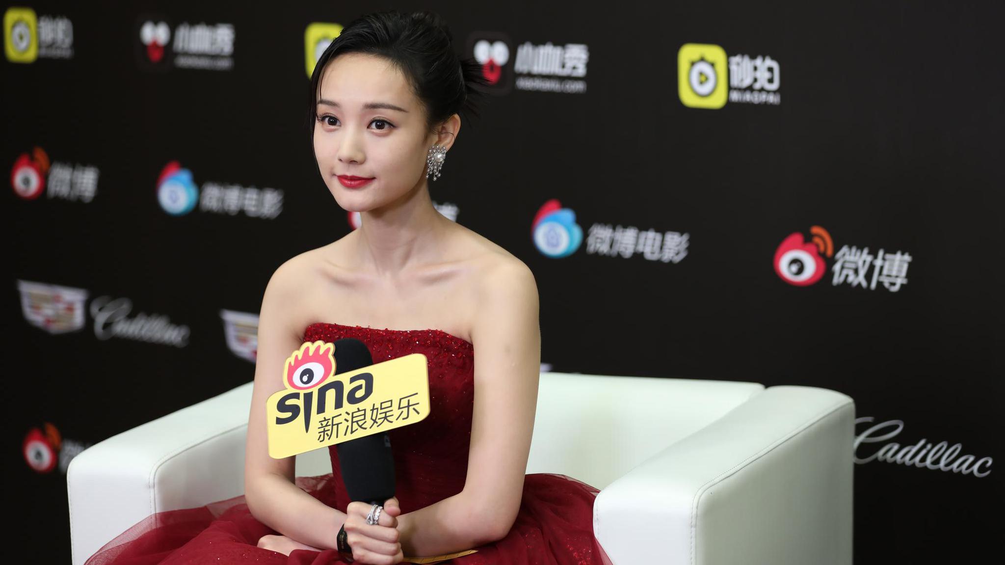 2019微博电影之夜独家对话李一桐