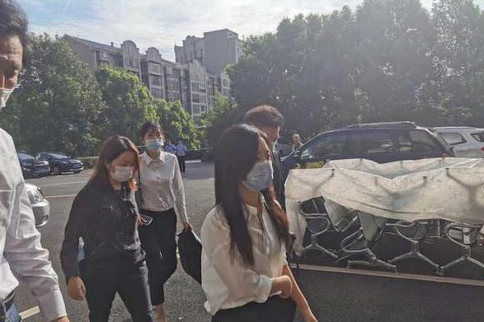 叙永法院释疑谭松韵母亲被撞案 量刑按照法律规则