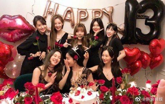 少女时代将完整体回归 八名成员聚齐讨论新专辑