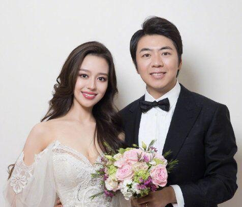 郎朗與老婆吉娜