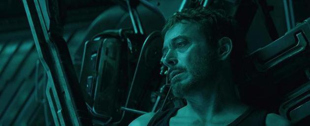 《复怨者联盟4》钢铁侠疑似留遗言告别。