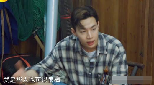 刘宪华想为华人争光 原来他还教过张艺兴这些?