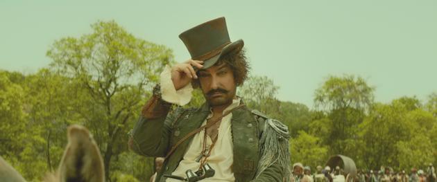 阿米尔·汗《印度暴徒》剧照