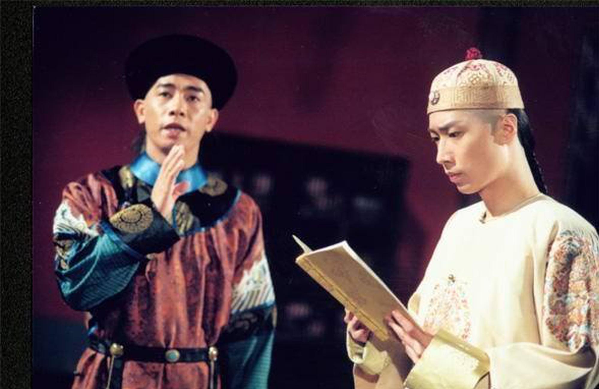 马浚伟鼓励新版《鹿鼎记》:新生代演员努力加油