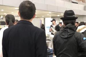 网曝张翰被海关误认作代购 网友:筹备新剧服装