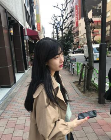 秀智游日本似高中生毕业v根本嘟嘴可爱根本少女高中生台球社女子腰图片
