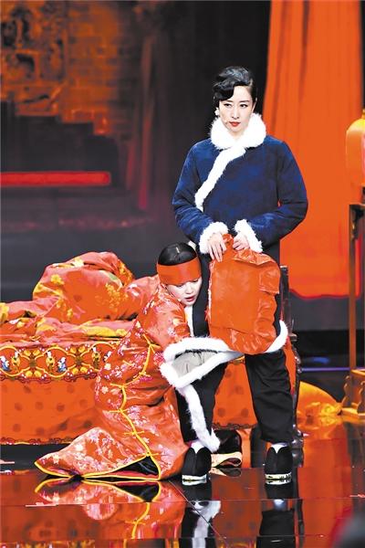刘敏涛出演《大红灯笼高高挂》