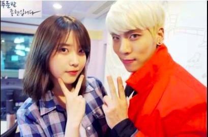 IU、钟铉在音乐上是彼此的知心好友