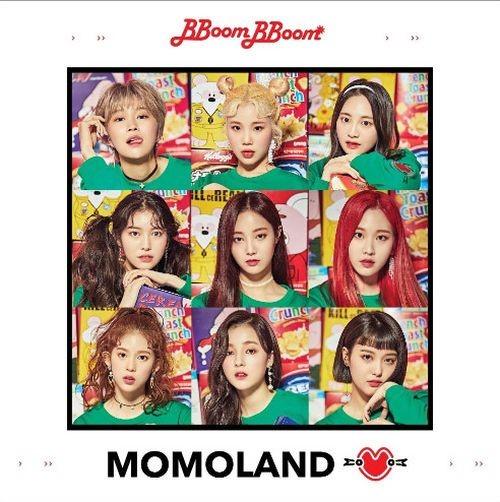 韩女团MOMOLAND被质疑刷榜 经纪公司否认