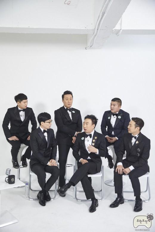 韩国无限挑战确定停播31日播出最后一期 刘在石HAHA等成员全部下车