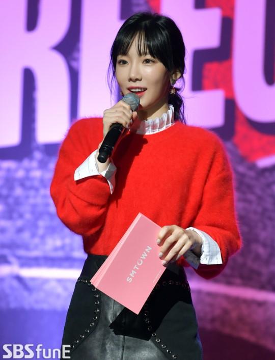 少女时代泰妍交通事故接受警方调查 以无诉讼结案