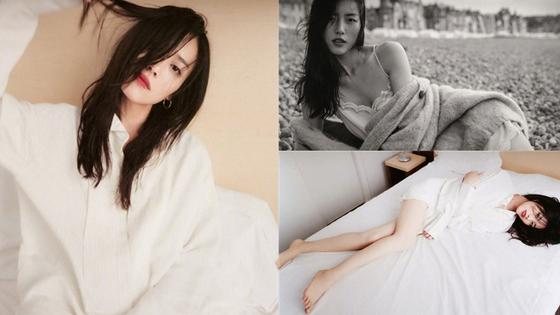 大表姐刘雯新年礼物赠环保袋 写真集展多样风情