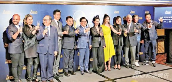亚洲电影大奖公布入围名单 《妖猫传》六提名领跑