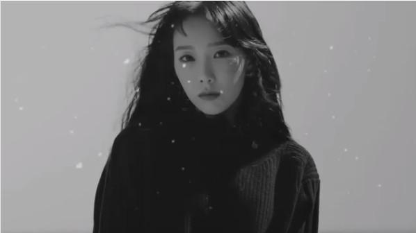 车祸事发3天,泰妍在IG放宣传影片。