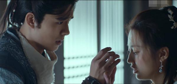 《琅琊榜2》刘昊然、张慧雯互动激出CP粉。