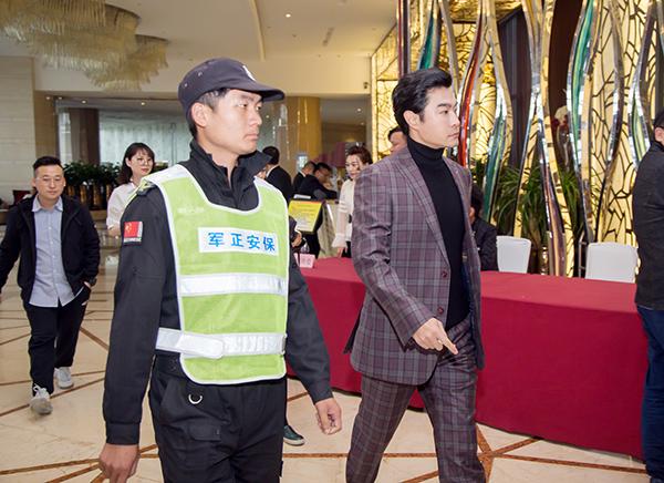 《嫌疑者说》正式开机 黄维德首次挑战刑警形象