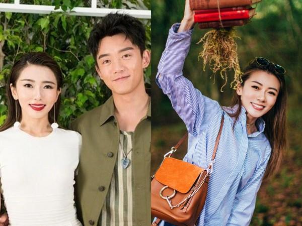 郑恺、程晓玥3年情断分手,女方将多年长发剪了。
