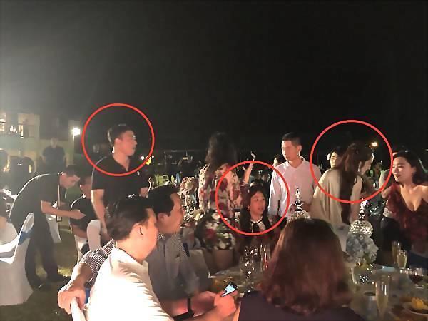 吴佩慈与准婆婆、未婚夫