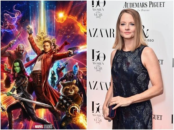 茱蒂佛斯特批评超级英雄片。
