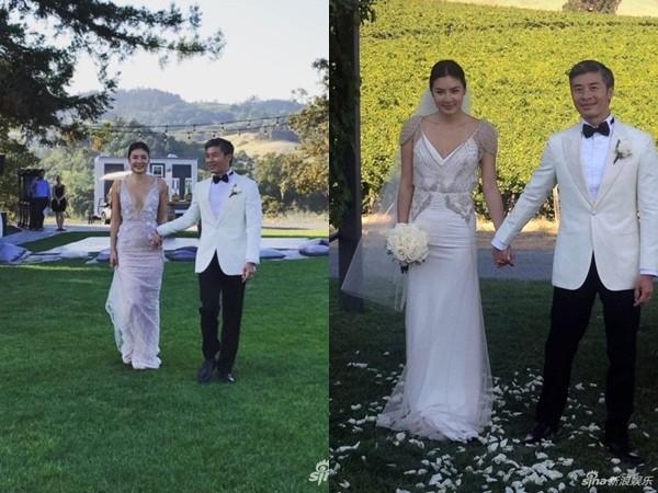 乐基儿结婚