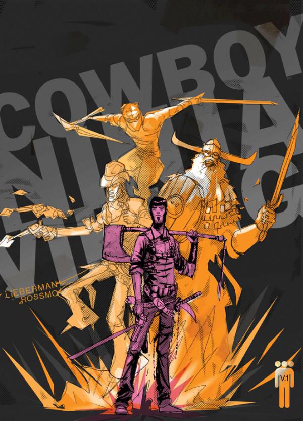 《牛仔、忍者与导演》确定海盗克里斯帕拉特表白视频手绘图片