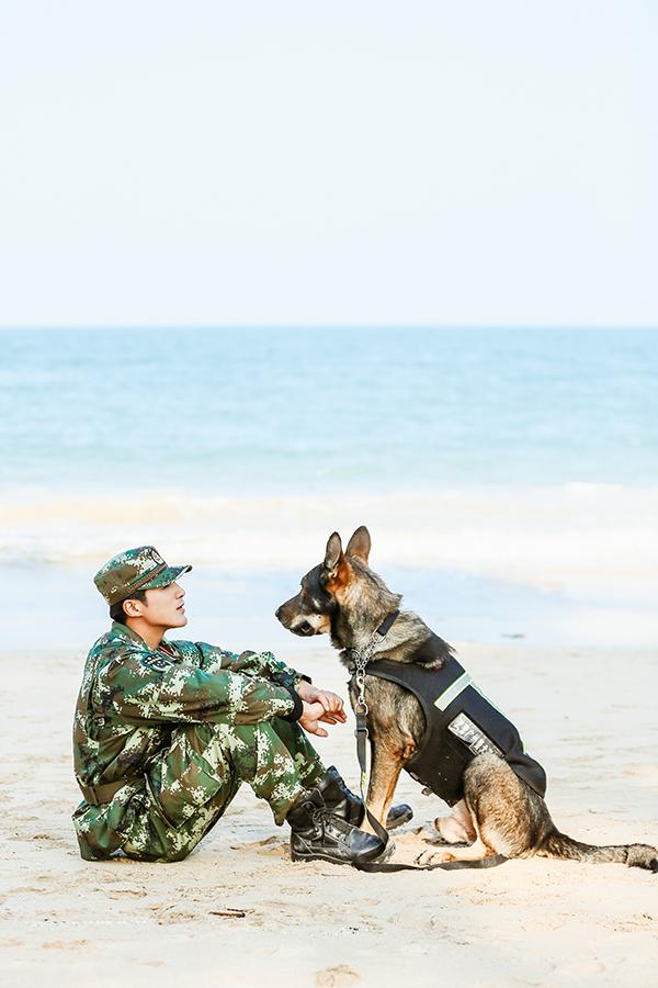 《奇犬》姜潮秒变段子手 大结局与犬