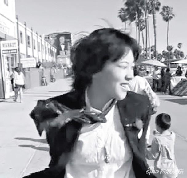 窦靖童2014年拍摄MV便大获网友喜欢