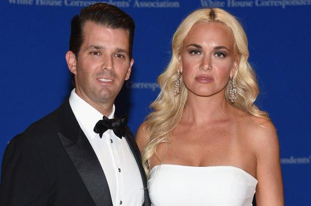 特朗普长子陷入婚姻危机 被曝长期旅游不在家
