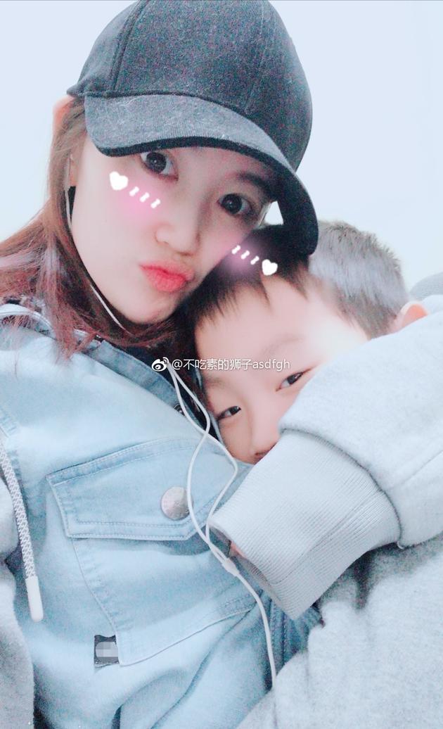 马蓉和儿子
